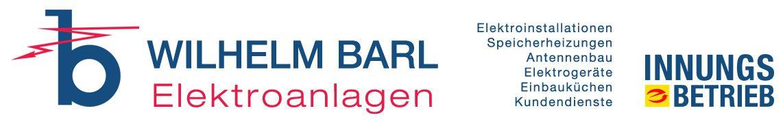 Elektroinstallation Wilhelm Barl